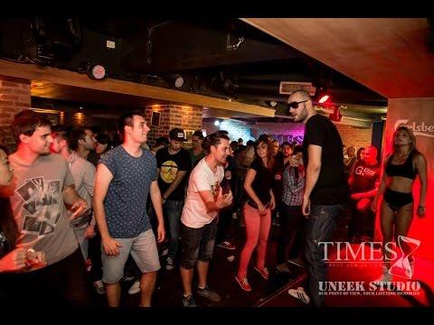 Frat Party with MC Bibanu MixXL & DJ MLK - 03.09.2014