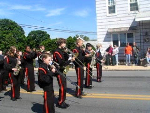 Northeastern Middle School Band