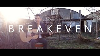 Breakeven - The Script (fingerstyle guitar cover by Peter Gergely)