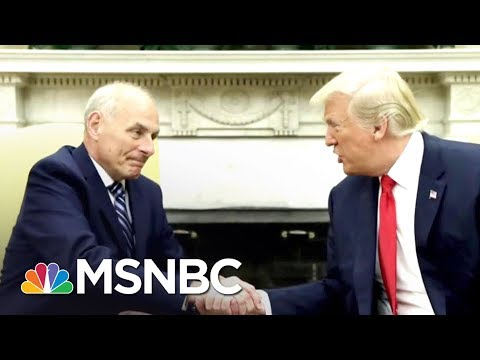 John Kelly Enters A White House Fixated On Donald Trump's Russia Problems | The Last Word | MSNBC