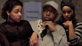 The Friend Zone Support Group ft. Tré Melvin #ADDSketch(Subscribe today! http://www.youtube.com/user/alldefdigital?sub_confirmation=1 When friend-zoning potential men becomes the norm, the friend-zone support ..., 2016-01-17T20:00:01.000Z)
