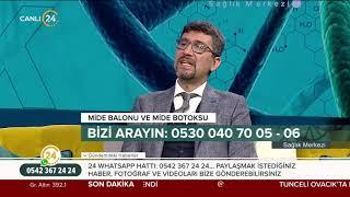 Meral Karadağ ile Sağlık Merkezi | Mide Botoksu, Prostat Hastalıkları - 04 07 2020