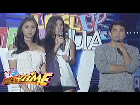 Its Showtime: Geoff Eigenmann outsmarted the false TrabaHula contender