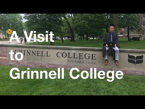 Grinnell College, 22 5 2018