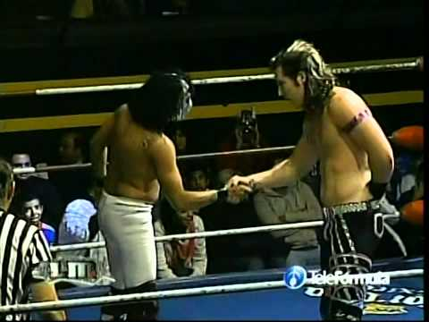 IWRG: Angelico, Bushi, Freelance vs. Veneno, Black Terry, Trauma II, 2009/12/20