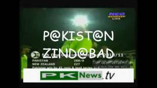 Pakistan Zindabad Such Jazba song
