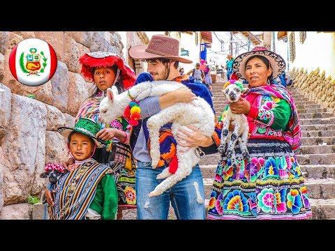 AN INCREDIBLE DAY IN CUSCO PERU!
