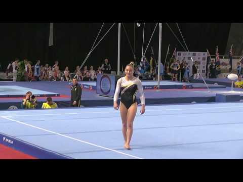 2017 Australian Gymnastics Championships: MAG and WAG Senior AA Final Highlights