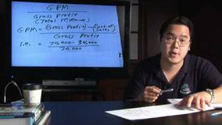 Math in Daily Life : How to Calculate Gross Profit Margin
