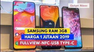 5 HP Samsung Harga 1 Jutaan Terbaik 2020. Nih, Review HP Samsung 1 Jutaan Terbaik di tahun 2020. ○ B.