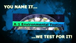 Indoor Air Quality Testing and Mold Testing