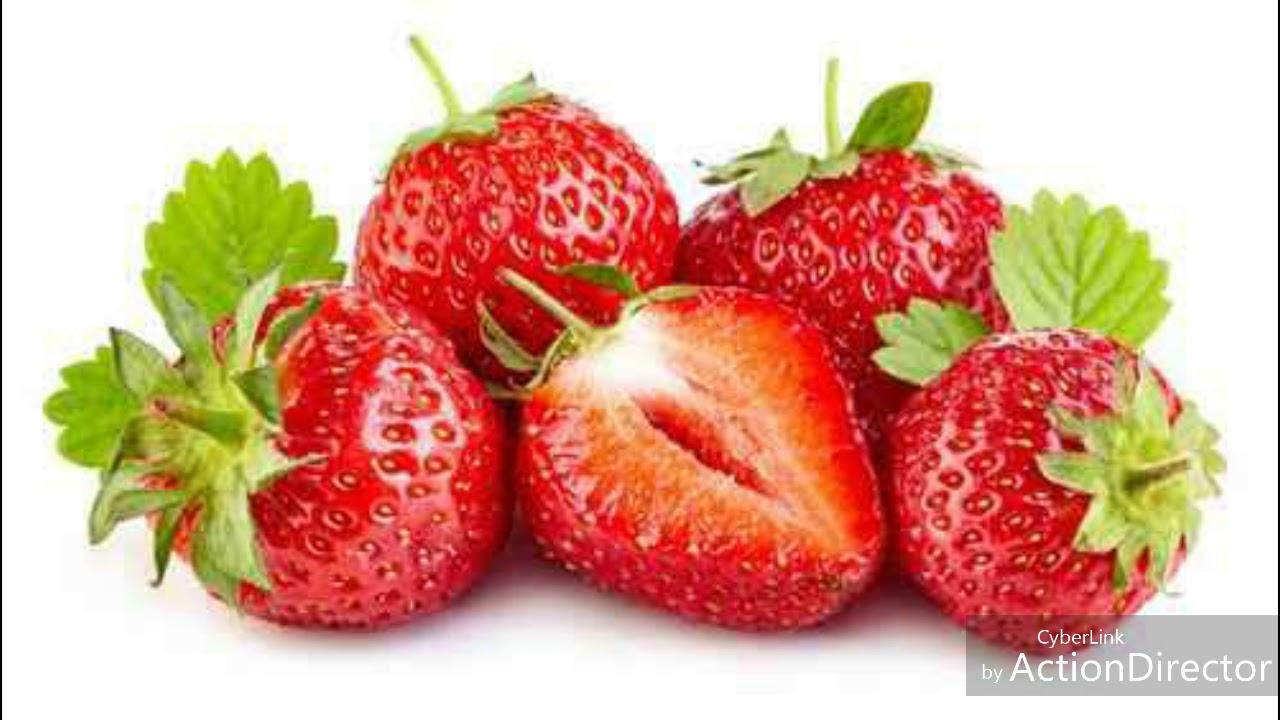 الفرولة les bienfaits des fraise - youtube