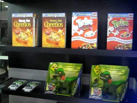 Fulton Innovation eCoupled-integrated cereal box