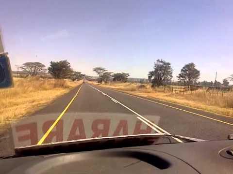zimbabwean roads improving!