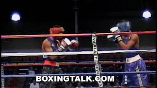 Lamont Peterson vs Juan McPherson 2004 Nationals Super Rare Footage Never Before Seen