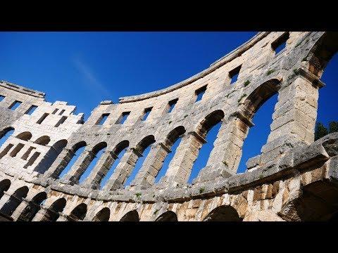 Croatia Travel Video (Hrvatska Video Putovanja) - A Visual Journey (Cinematic B-Roll)