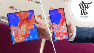 Huawei Mate X trên tay người khác!!!
