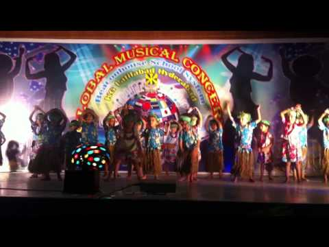 Global Musical Concert 2012 BSS ( kindergarten Hyd ) Hay Milano