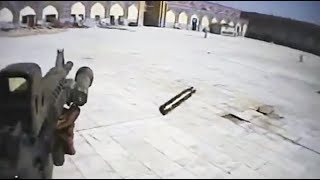 First Person Special Forces Raids During OIF