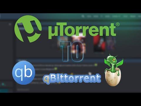 Migrate To Qbittorrent From UTorrent/Bittorrent [TorrentBD]