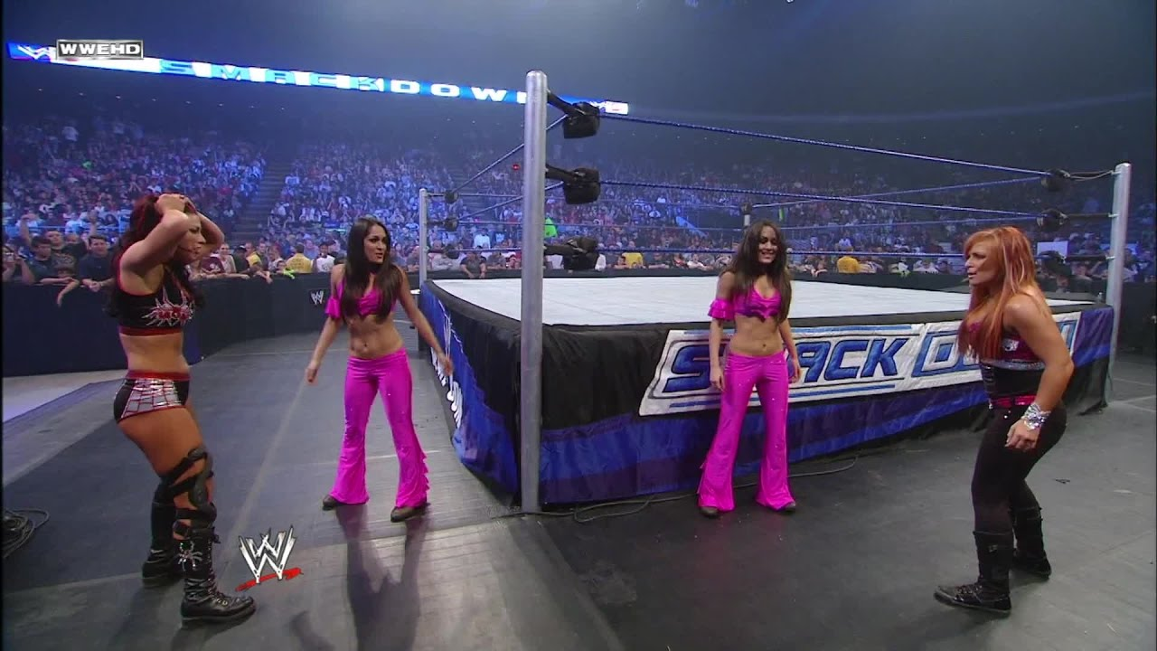 Bella Twins Reveal The WWE Gimmick Names They Really Wanted