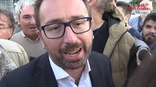 """M5s, Bonafede: """"Governo con Lega caduto per giustizia? Da loro atteggiamento ostruzionistico"""""""