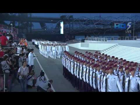 [Full 720p HD] Singapore National Day Parade 2013 (English - Channel 5)