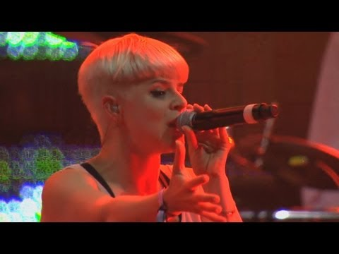 Robyn - Call Your Girlfriend (Live at Melt Festival 2011)