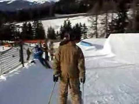 Thinky Ski Tricks