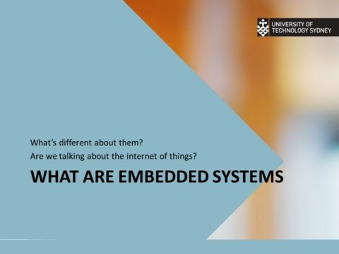 Embedded systems   Definition