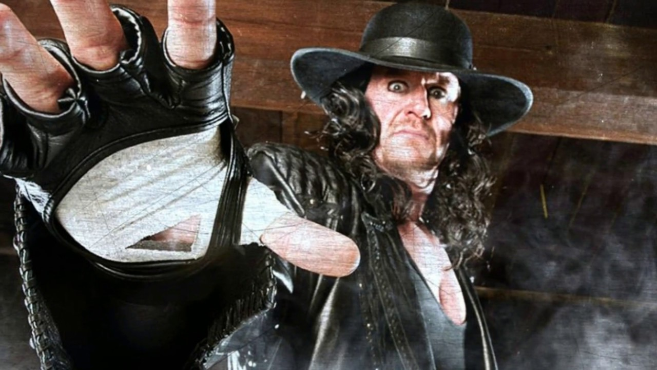 Download Edited WWE The Undertaker Entrance Arena Effects