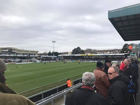 Bristol Rovers Vs Rotherham United - Match Day Experience