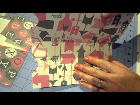 4 Pocket Midori Insert tutorial