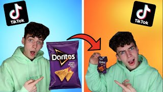 Today i went out and tested tiktok life hacks & some of the results were crazy!!! enjoy! dont forget to leave a thumbs up subscribe! http://bit.ly/zachcl...
