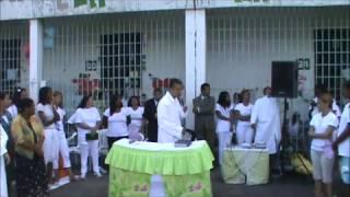 CONAMPE - BATISMO PRESIDIO FEMININO EM CAMPINAS/SP