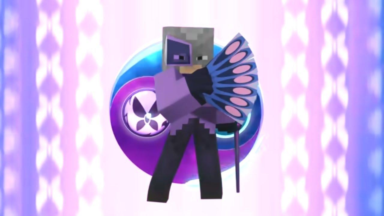 NEW Shadow Moth Transformation 🐞 Miraculous Ladybug Season 4 [Minecraft Animation]