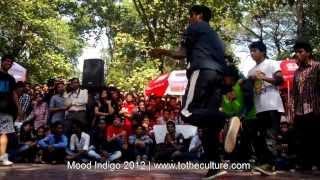 Beat The Beat - 1st Battle at Mood Indigo 2012 | HipHop Partner ToTheCulture.com