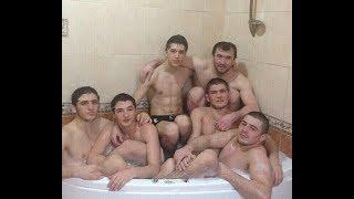 Ислам Махачев рассказал, как оказался в одной ванне с Хабибом