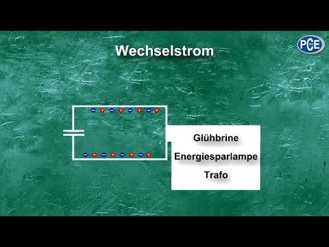 Was ist der Unterschied zwischen Gleichstrom und Wechelstrom?
