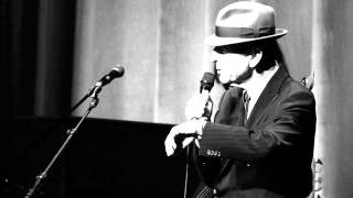 Leonard Cohen Anyhow