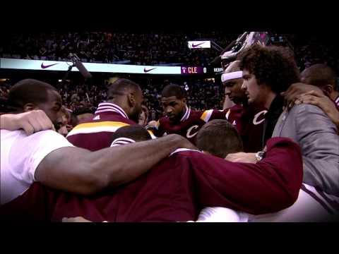 Film NBA Finals 2015: Cleveland - Golden state