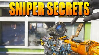 Advanced Warfare Trickshotting & Quickscoping Sniper Secrets - (Call of Duty AW)