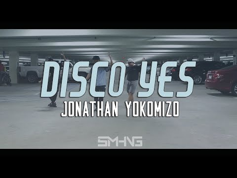 Jonathan Yokomizo | Disco Yes | Samahang Modern Summer Workshops