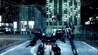 Armored Core 5 PS3 Story Mission 00