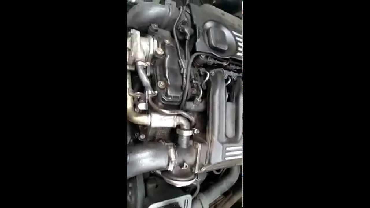 Bmw 330d Engine Problem