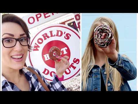 World's Best Donuts in Grand Marais, MN