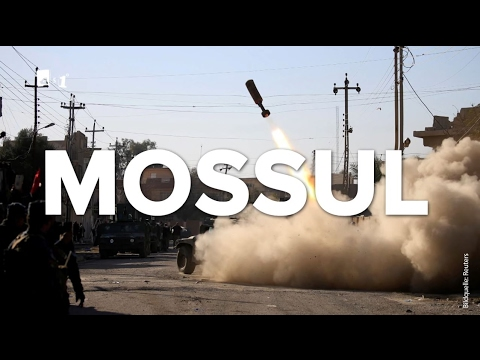 Mossul Befreiung