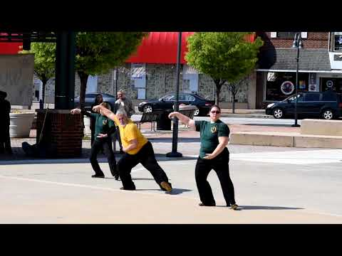 World Tai Chi Day 2018   Glen Burnie, Maryland, USA