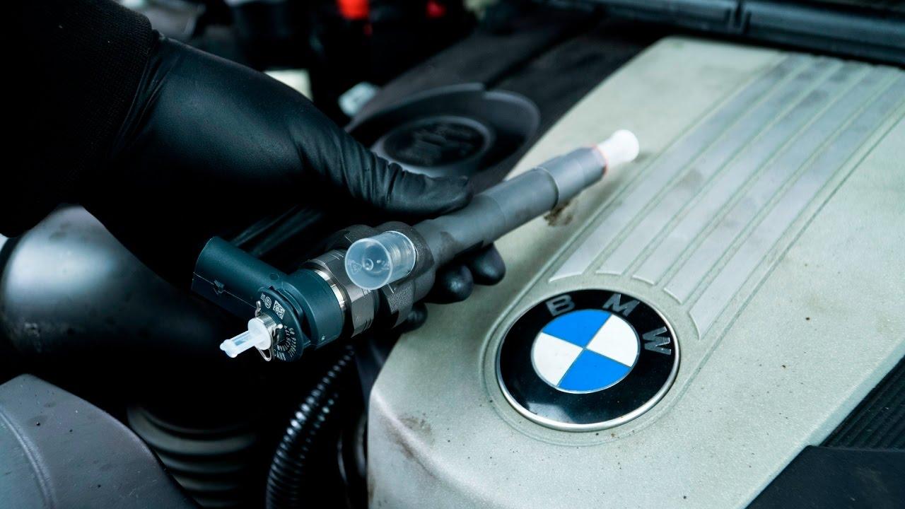 Injektor austauschen BMW N47