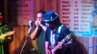 Kronik Blues Band Hinojosa father & son combo